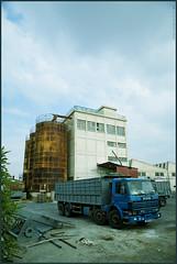Kyknos factory / Βιομηχανία ζωοτροφών ΚΥΚΝΟΣ