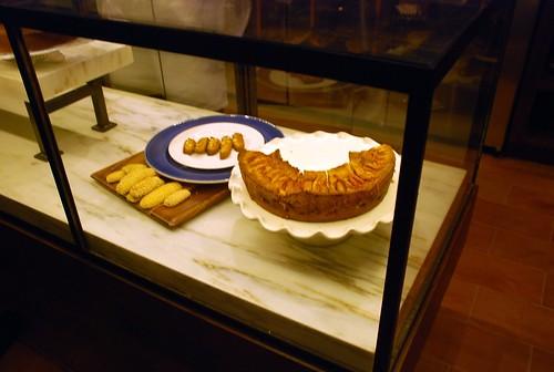 Dessert bar @ Maialino...