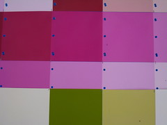 1996 (Emily & Harry) Tags: color art installation artinstallation paintchips colorart