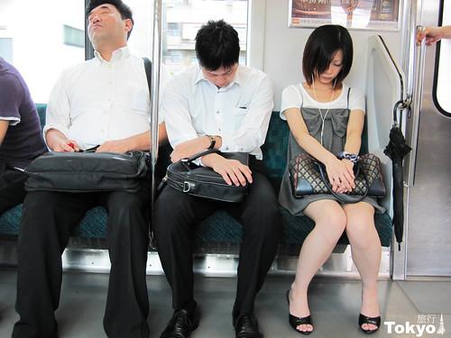 沒錯,還在東京