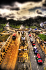 Trying the Tilt Shift (Abdulrahman BinSlmah) Tags: high dynamic shift trying imaging tilt range hdr