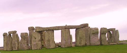 Stonegenhe 4 - circulo de pedras de acupuntura na terra