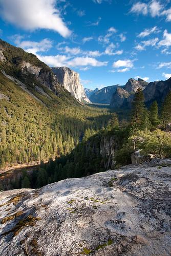 Yosemite At Its Best
