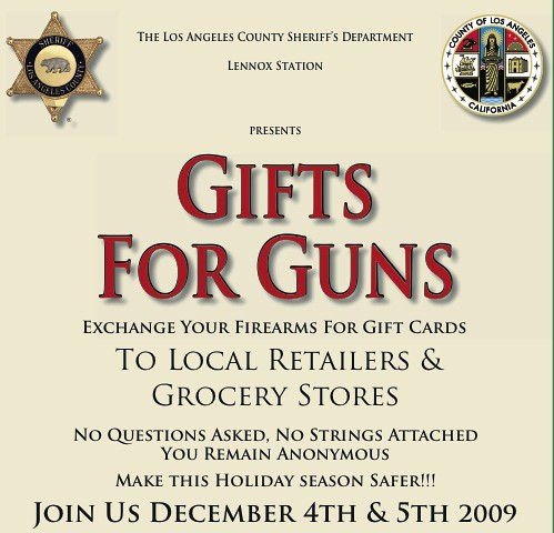gifts for guns