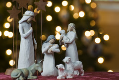 Nativity (jeffweese) Tags: christmas decorations nikon d200 nikkor nativity nativityscene 70300mmf4556gvr