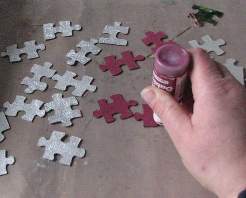 #9 - Puzzle Ornaments 002