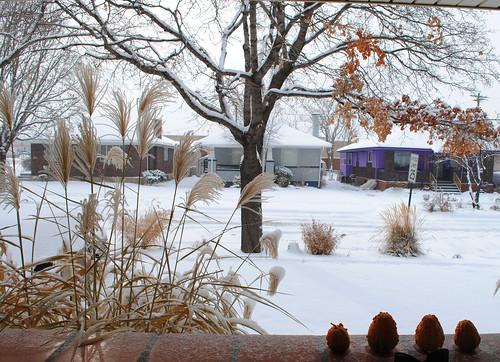 december 8 snow