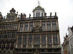 Grand Place (Jon Barbour) Tags: brussels europe belgium anticando gnneniyisithebestofday travelplanet geographicphotosets