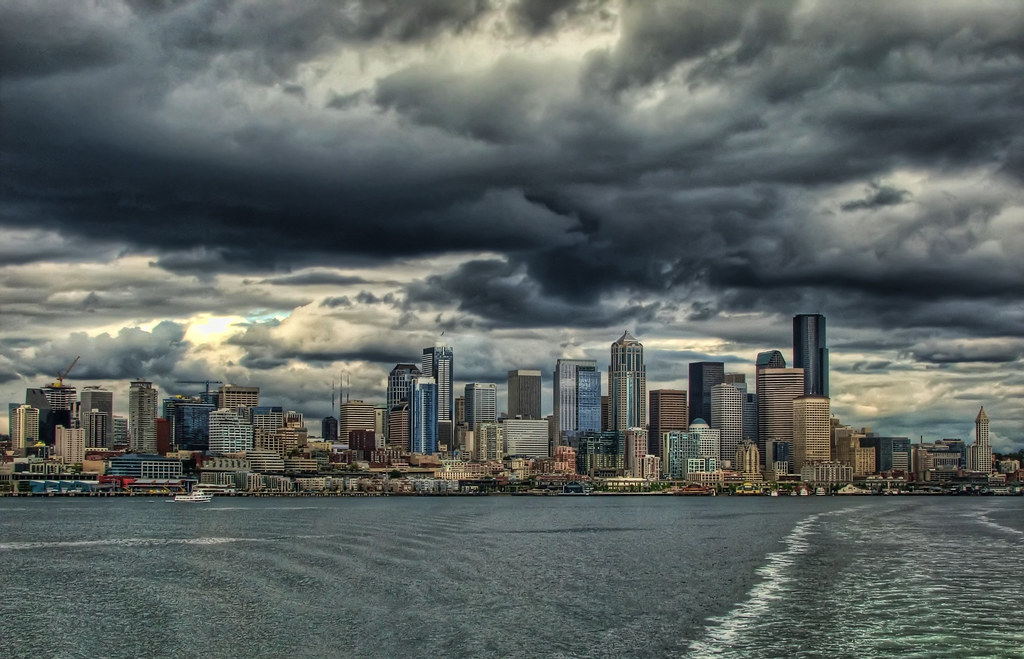 Seattle - Rain City