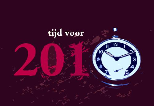 tijd voor 2010