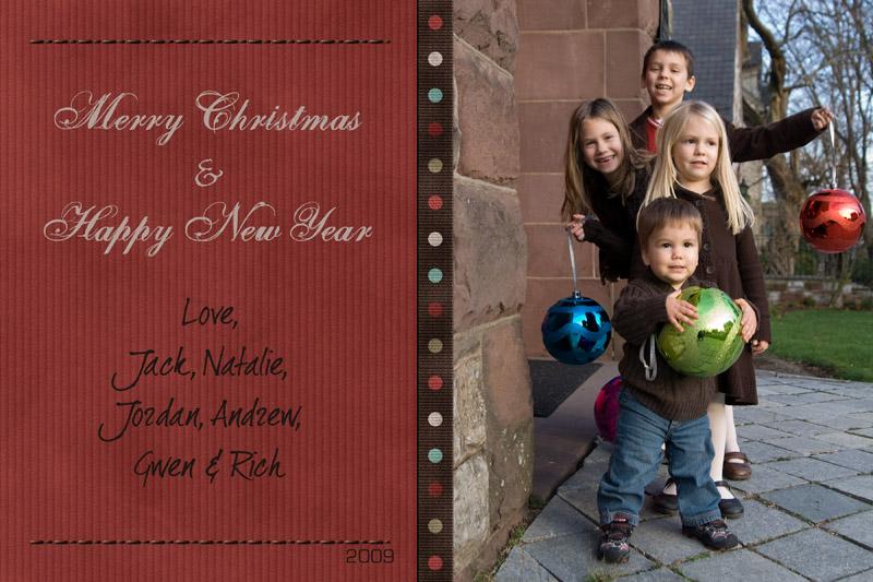 2009 card web