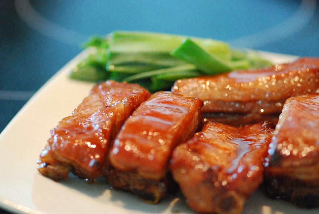 Char Siew Pork Ribs