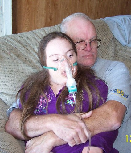 fighting the nebulizer