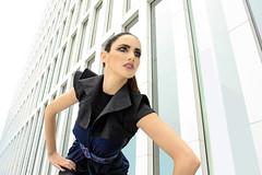 (IvorFuentes) Tags: fashion design mujer dress minimal clean clear contraste if editorial diseo futuristic 2050 futurista xamirazuloaga rodrigovalenzuela valeriasalinas vsrv ralflores ivorfuentes
