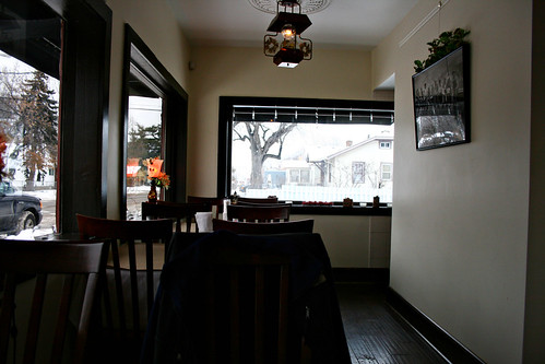 Inside Citizen Cafe
