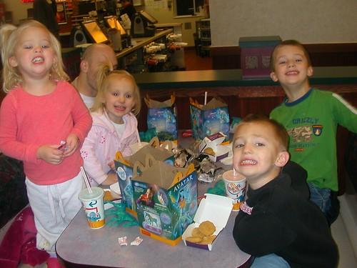 Dec 26 2009 McDonalds