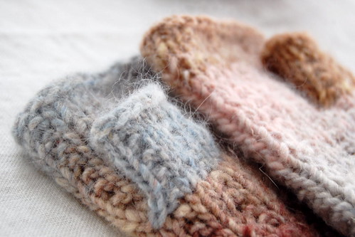 easy peasy : mitts