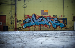 Me (Scotty Cash) Tags: graffiti candy nine lives bold 2010 sueme