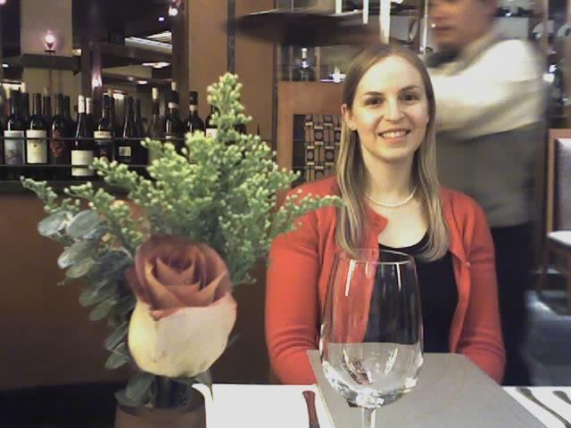 My birthday at the Napa Rose