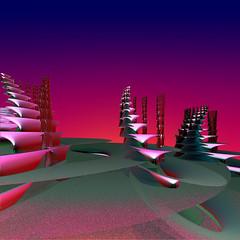 The Gateway (freetoglow (Gloria)) Tags: sensational fractal visualart incendia wowiekazowie eyecandyart photoartwork sharingart theperfectpinkdiamond colourmania amazingeyecatcher