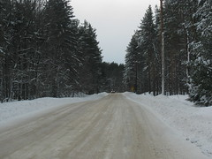 Miles through State Forest (mts83) Tags: road winter newyork stateforest tughillplateau eastosceolastateforest