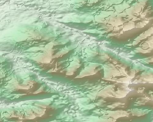 ASTER Snowdon detail