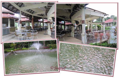 Felda Residence Hot Springs (Sungai Klah Hot Springs Park) - the cafeteria
