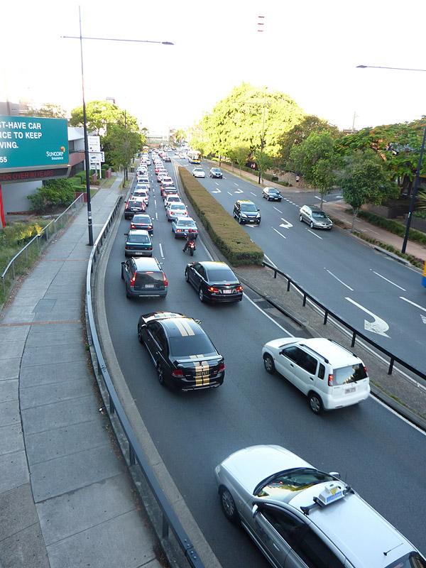 Coro Drive, Traffic, 184/365