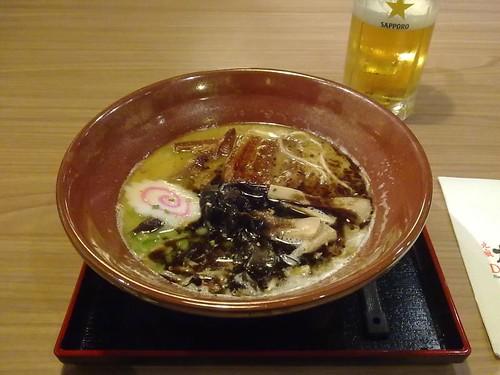 Kogashi Miso Ramen