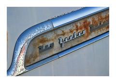 CalCar 21 (David Henderson-Datchet) Tags: auto colour graveyard car rust decay parts details scrapyard purgatory