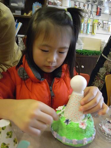 katharine娃娃 拍攝的 7專心玩黏土的魚。