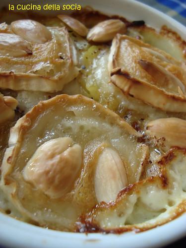 cocottine patate, cipolle, chèvre