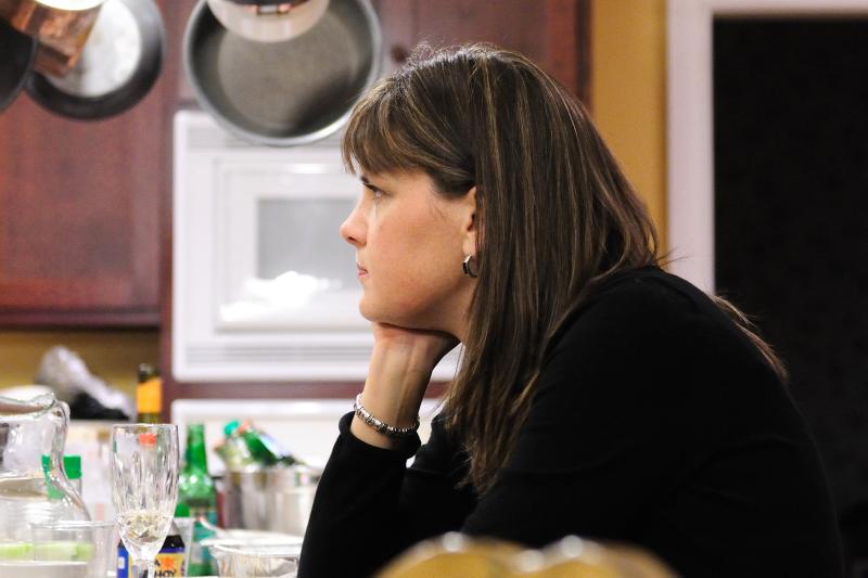 Janice, Pensive