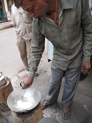 Manick Makes Ghee - Kolkata, India