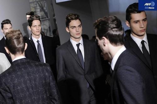 Alexandre Imbert3081_FW10_Milan_Jill Sander(AFP BB News)