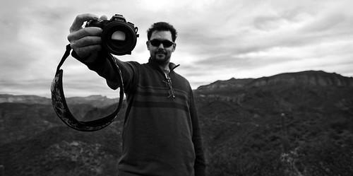 Hiker Portrait