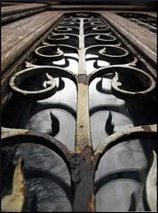 A Door (Rick & Bart) Tags: door rust hasselt chapel ironwork limburg deur roest smrgsbord kapel botg ijzerwerk rickbart sintlambrechtsherk thebestofday gnneniyisi sierwerk rickvink ornamentalwork