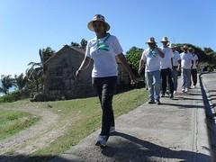 Caminantes ejemplo de Paz