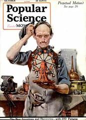 Les magazines sur Google Books – l'exemple de Popular Science