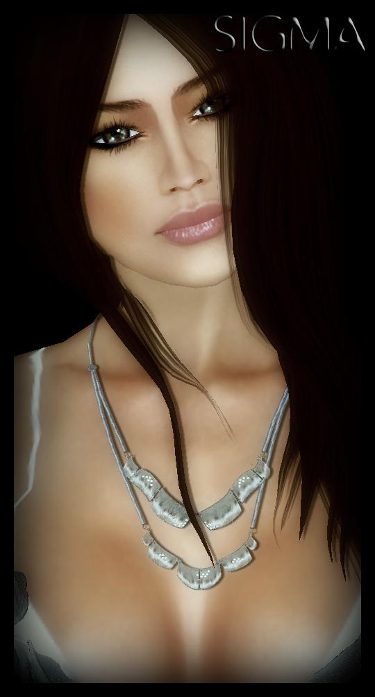 SIGMA Jewels/ Eve necklace