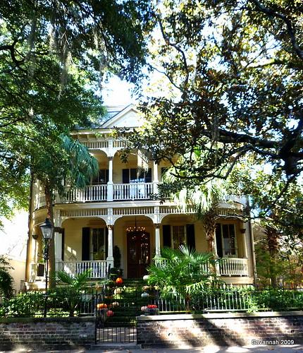 Houses from Savannah I