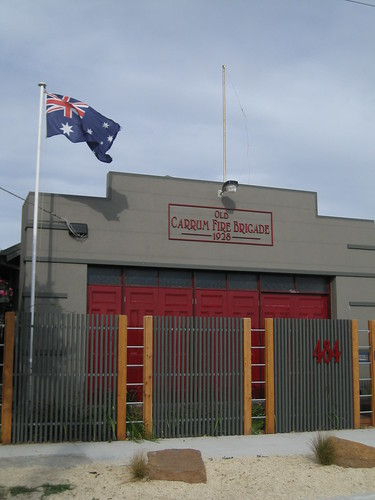 Old Carrum Fire Station