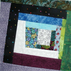 Sophie's Scrap Strip Square #3 RIGHT