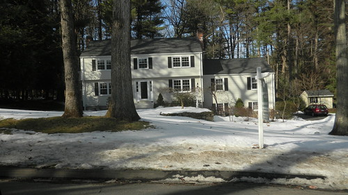 Our first house in West Simsbury, CT