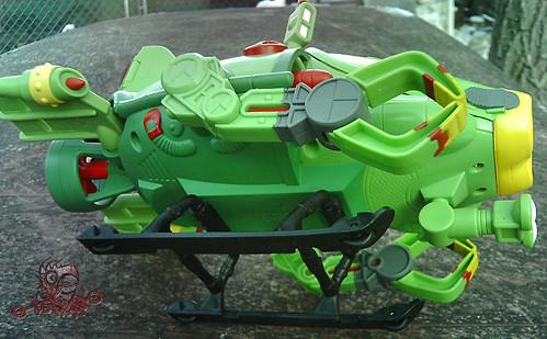 Teenage Mutant Ninja Turtles :: SHELL SUB..; D