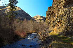 Asotin Creek Canyon