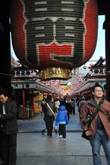 Tokyo 2009 - 浅草 (1)
