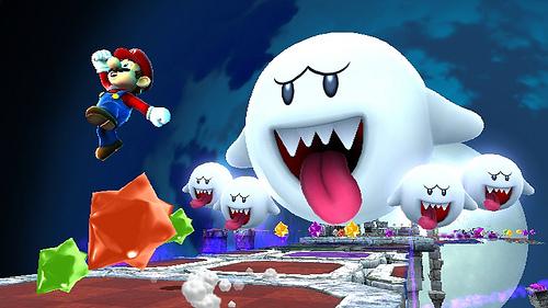 New Super Mario Galaxy 2 trailer (Nintendo WII)