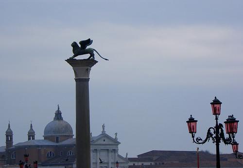 Venice - The Lion