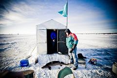 Sturgeon Weekend 13 (kaydeesquared) Tags: wisconsin sturgeon icefishing winnebago